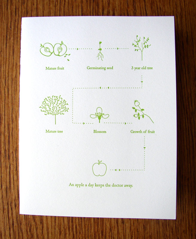 If an apple a day keeps the doctor away, this card is worth an entire ...