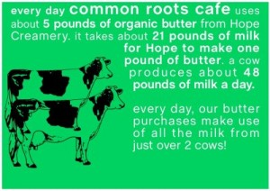 How many cows does it take...