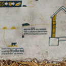 Information graphic for straw bale construction
