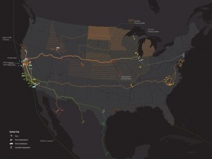 Tracing Food miles from a taco